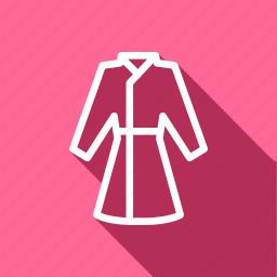 bag, clothes, clothing, fashion, man, nightdress, woman icon