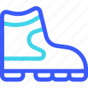 25px, hike, iconspace, shoes icon