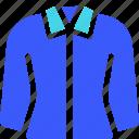 25px, female, iconspace, long, shirt icon