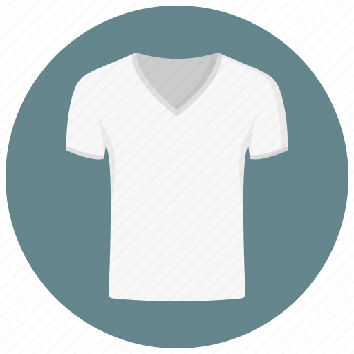 clothing, fashion, man, shopping, style, t shirt, tshirt, v-neck icon