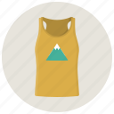 clothing, fashion, man, shopping, style, t shirt, tshirt, vest icon