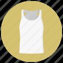 clothing, fashion, shirt, style, t shirt, tshirt, undershirt, vest icon