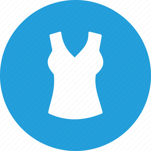 cloth, clothing, fashion, half, sleeve, top, wearing icon