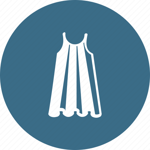 cloth, clothing, dress, fancy, fashion, skirt, wearing icon