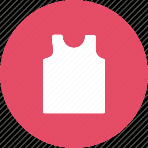 cloth, clothing, fashion, inner, undergarments, undershirts, wearing icon