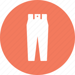 cloth, clothing, fancy, full, pants, trousers, wearing icon