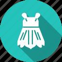 cloth, clothing, dress, fancy, fashion, short, skirt icon