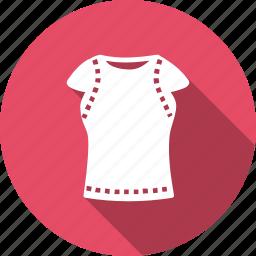 cloth, clothing, fancy, fashion, half, sleeve, tshirt icon