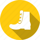 boots, cloth, clothing, fancy, fashion, shoes, wearing icon