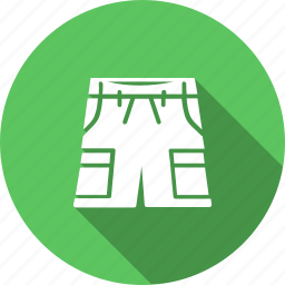 cloth, clothing, fashion, menswear, pants, short, wearing icon
