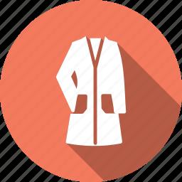 cloth, clothing, fancy, fashion, ladieswear, suit, wearing icon