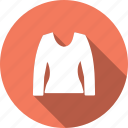 cloth, clothing, fashion, ladies, shirt, top, wearing icon