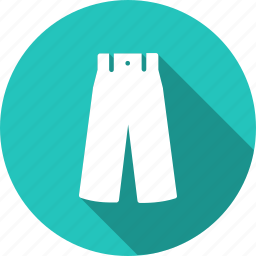 cloth, clothing, full, garments, pants, trousers, wearing icon