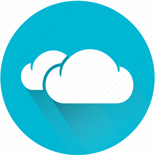 clear, cloud, cloudy, meteorological, meteorology, weather, weatherproof icon