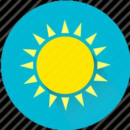 clear, cloud, sun, sunny, weather, weatherproof icon