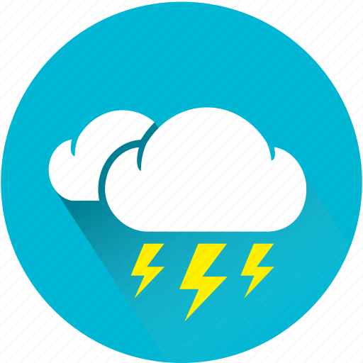 cloud, light, rain, rainy, storm, thunder, thunderbolt icon