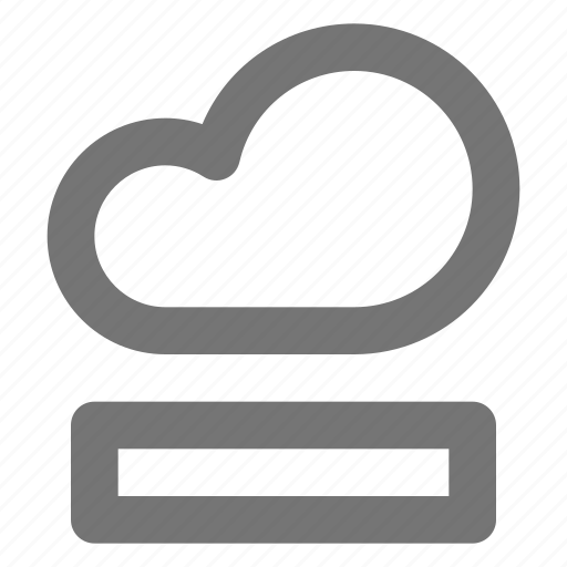 Cloud, downloading, backup, database, icloud, process, storage icon - Download on Iconfinder