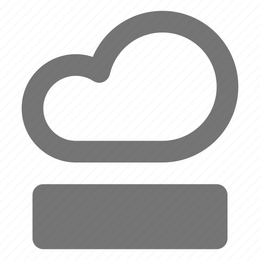 cloud, downloading icon