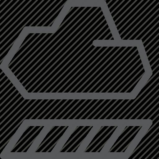 backup, cloud, database, icloud, load, start, storage, transfer icon
