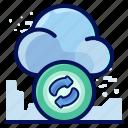 cloud, refresh, reload