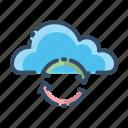 cloud, refresh, restart, sync