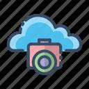 camera, cloud, images, photo