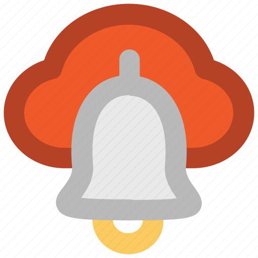alarm clock, cloud, cloud button, network hosting, network service, time concept, web element icon