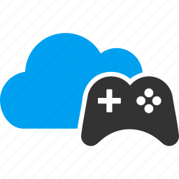 cloud, control, gamepad, games, play game, player, strategy icon