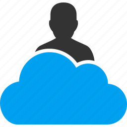 account, administrator, avatar, cloud boss, person, profile, user icon
