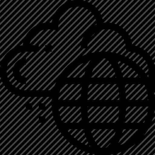 Cloud, connect, internet, newtwork, storage icon - Download on Iconfinder