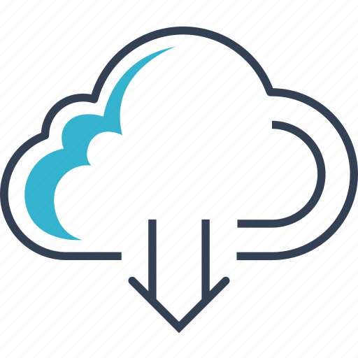 Cloud, computing, downoload icon - Download on Iconfinder