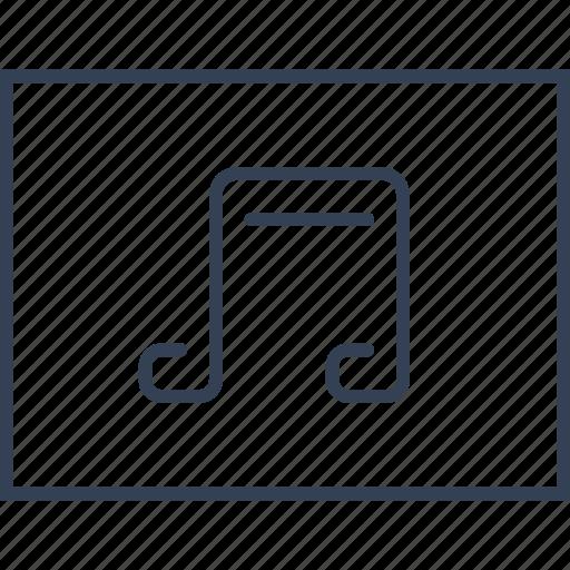 cloud, computing, music, settings icon