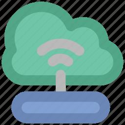 broadband network, netting, networking, wifi, wireless fidelity, wireless network, wlan icon