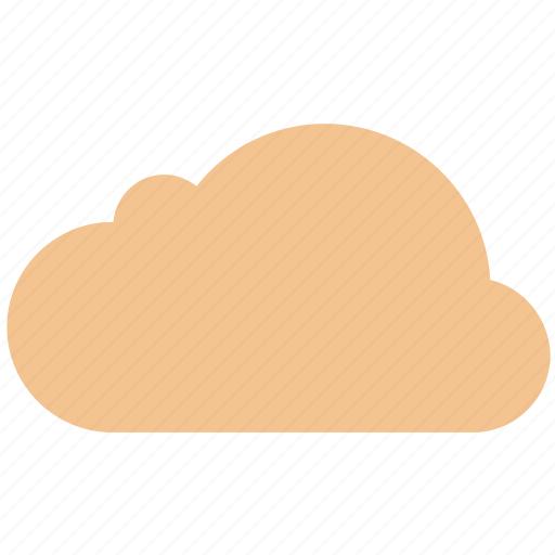 cloud, icloud, modern cloud, puffy cloud, sky cloud, weather icon