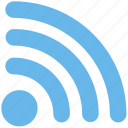 network, signals, wifi, wifi computing, wifi signals, wireless internet icon