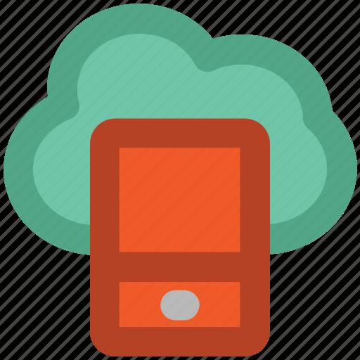 cloud network, communication, mobile internet, mobility, modern technology, wireless communication, wireless network icon