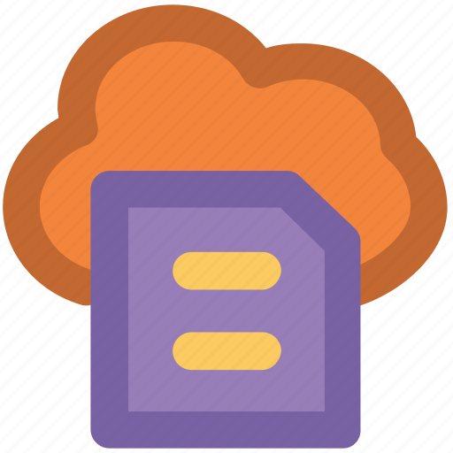 Business technology, cloud computing, digital storage, modern technology, sky docs, wireless network, wireless technology icon - Download on Iconfinder