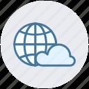 cloud, global, global cloud network, international cloud computing, universal cloud network, worldwide cloud network