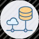 cloud computing, cloud data, cloud system, database, server, storage