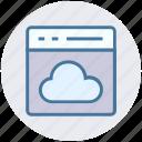 analysis, business, cloud, computing, office, website
