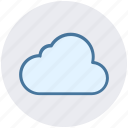 clouds, icloud, modern clouds, puffy clouds, sky clouds icon