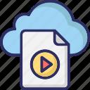 online music, online multimedia, cloud music, online media