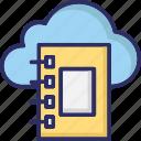 jotter, cloud dairy, diary, cloud computing