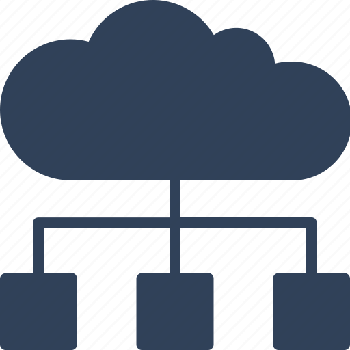 cloud computing, cloud hierarchy, icloud, network icon