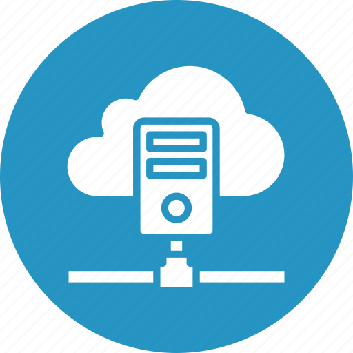 cloud computing, cloud network, network sharing, server cloud icon