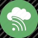 rss, cloud signals, signals, wifi signals