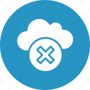 remove cloud, icloud, cancel cloud, cloud computing