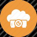 digital equipment, movie projector, projector, projector device icon