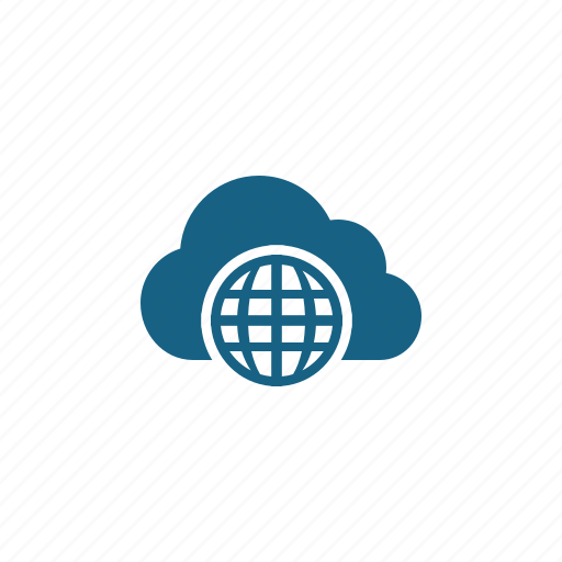 Cloud, cloud computing, internet, upload, web icon - Download on Iconfinder