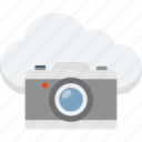 cloud camera, cloud image, cloud photo, cloud picture, computing icon